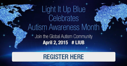 Light it Up Blue 2015