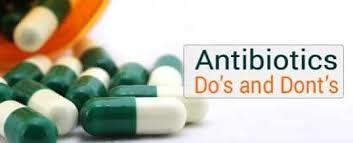BE ANTIBIOTICS AWARE